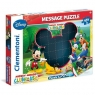 Message puzzle 104 Mickey Mouse Club House