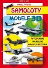 Samoloty Modele 3D Cuda z papieru