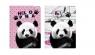 Teczka z gumką A4 panda
