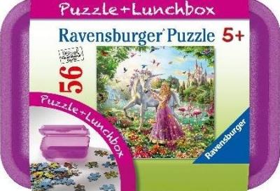 Puzzle 56 Jednorożec i księżniczka RAP075324
