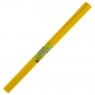 Bibuła dekoracyjna marszczona (krepina) - żółta (107815)