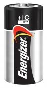 Baterie. 2x bateria Energizer Alkaline Power C LR14 (EN-297324)