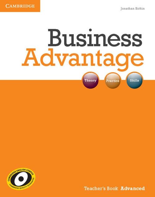 Business Advantage Advanced Teacher's Book Birkin Jonathan