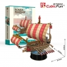 Puzzle 3D Żaglowiec Roman Warship 85 elementów (T4032h)