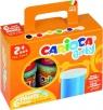 Farba do malowania palcami 80ml Carioca temper 6 kolorów