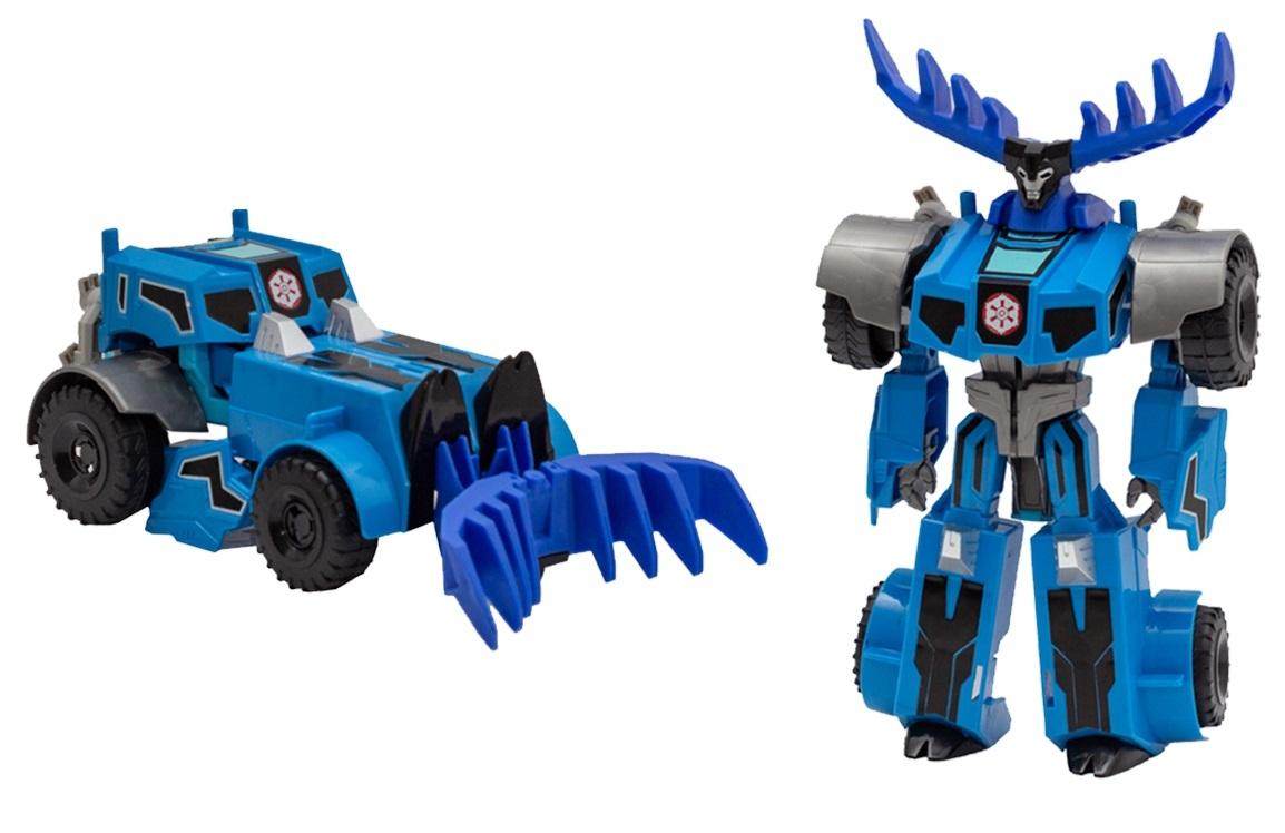 Robot transformujący - spycharka (110325)