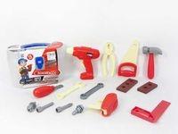 Zestaw narzędzi 15 cz. w kuferku