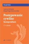 Postępowanie cywilne. Kompendium Flaga-Gieruszyńska Kinga, Zieliński Andrzej