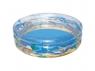 Basen Best Way przezroczysty z motywami morskimi 150x53cm (73123)