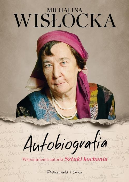Autobiografia Wisłocka Michalina