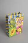 Torebka Ozdobna 3D Mała z motywem zwierząt i kwiatów