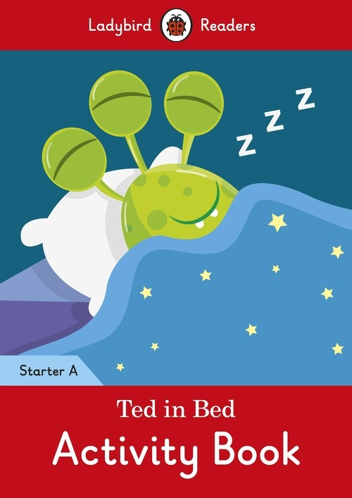 Ted in Bed Activity Book