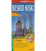 Beskid Niski, 1:70 000 - mapa turystyczna