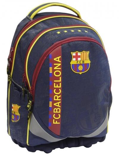 Plecak ergonomiczny sztywny FC Barcelona