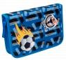 Hama, piórnik z wyposażeniem - Blue Soccer (183987)
