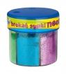 Brokat sypki 50g x 6 kolorów neonowych (335114002)