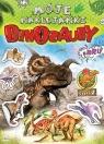 Moje naklejanki Dinozaury Część 2
