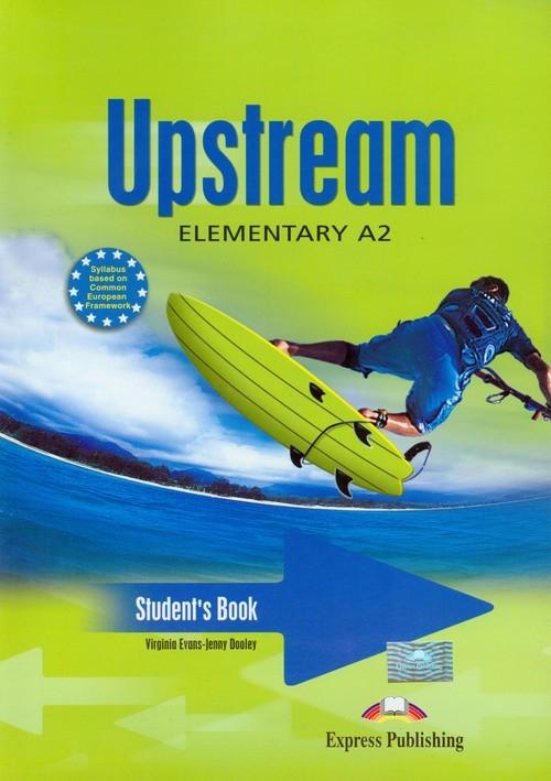 Upstream Elementary A2 Student's Book + CD Evans Virginia, Dooley Jenny