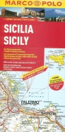 Sycylia. Mapa drogowa 1:200 000