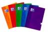 Brulion Oxford Esse B5 96 Kartek kratka mix kolorów