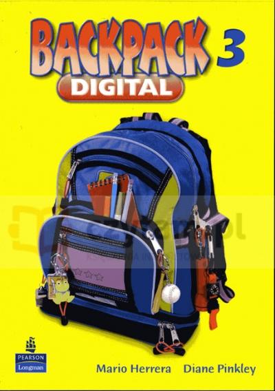 Backpack 3 Digital CD-ROM (Active Teach IWB)