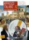 Affresco italiano A2 Podręcznik + 2 CD  Trifone Maurizio