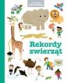 Pierwsza encyklopedia. Rekordy zwierząt praca zbiorowa