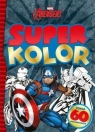 Superkolor. Marvel Avengers praca zbiorowa