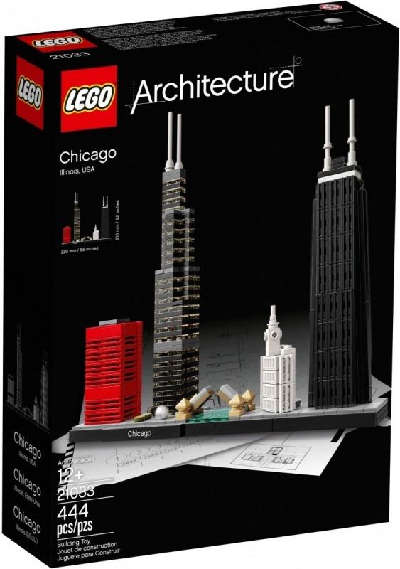 Lego Architecture: Chicago (21033)