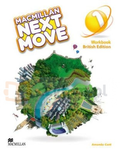Macmillan Next Move 1 WB Amanda Cant