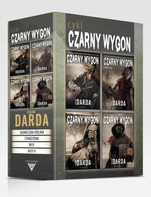 Czarny Wygon Darda Stefan