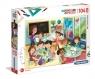 Puzzle 104 maxi SuperColor: My Classroom