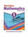 Macmillan Mathematics 5 TB Paul Broadbent