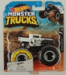 Hot Wheels Monster Trucks: Pojazd 1:64 - Bone Shaker (FYJ44/GJF15)
