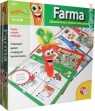Karotka Farma Zabawna Farma z interaktywną Marchewką