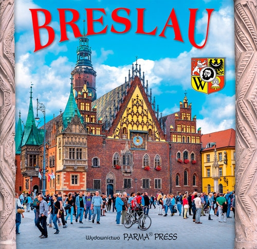 Breslau Wrocław wersja niemiecka Kaczmarek Romuald