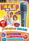 Karaoke Dla Dzieci Przebojowe Dzieciaki z mikrofonem