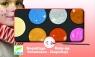Farby do malowania twarzy METALLIC - 6 kolorów (DJ09232 N)