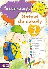 Gotowi do szkoły cz.1 - Bazgroszyt opracowanie zbiorowe
