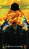Fighting Fantasy. Czarnoksiężnik z Ognistej Góry Jackson Steve, Livingstone Ian