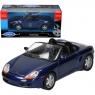 WELLY Porsche Boxter Cabrio, niebieskie (WE29386)