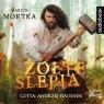 Żółte ślepia. Audiobook Marcin Mortka