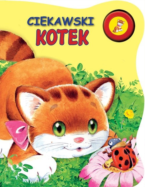 Ciekawski kotek Kozłowska Urszula