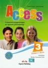 Access 3 Student's Book + CD Podręcznik przygotowujący do egzaminu gimnazjalnego