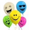 Balony uśmiechy /0155/ op=5szt.