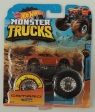 Hot Wheels Monster Trucks: Pojazd 1:64 - Camaro 50 (FYJ44/GJD78)