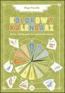 Kolorowy kalendarz