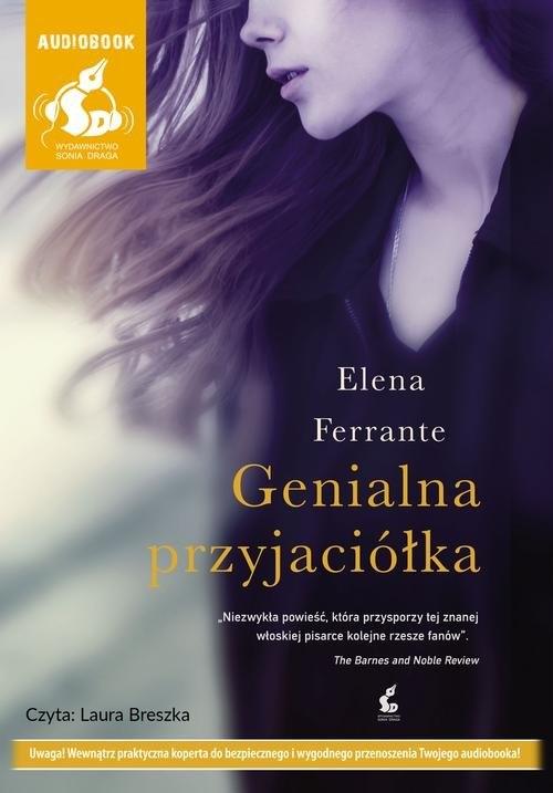 Genialna przyjaciółka(audiobook) (Audiobook) Ferrante Elena