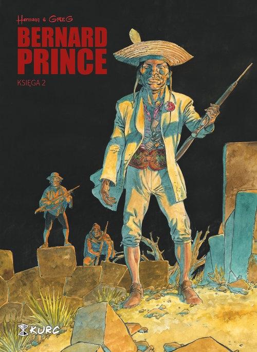 Bernard Prince Księga 2 Hermann, Greg
