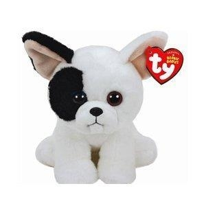 Maskotka Beanie Babies Mujeek - Biały Pies 15 cm (41203)
